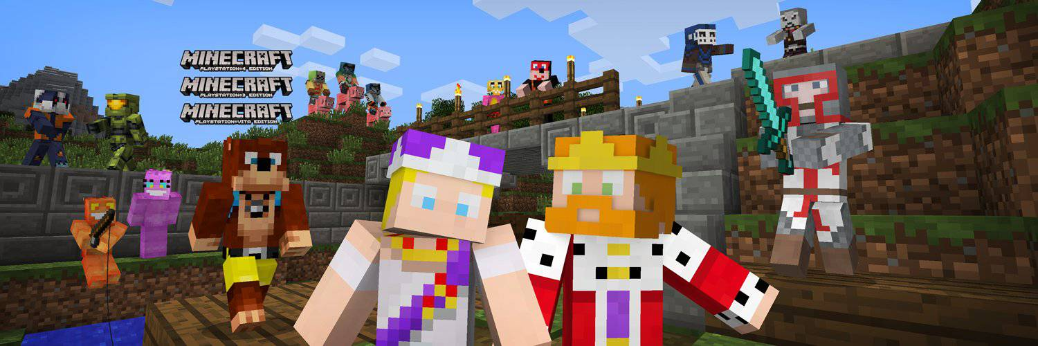 Minecraft update 1.68 for PS4 and PS3