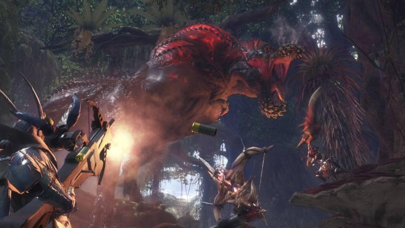 Monster Hunter World Update 2.00