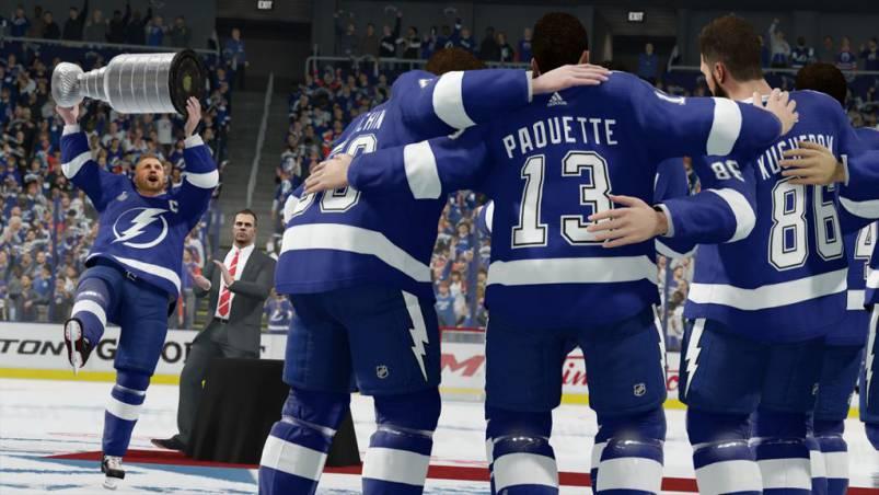 NHL 18 Update 1.08