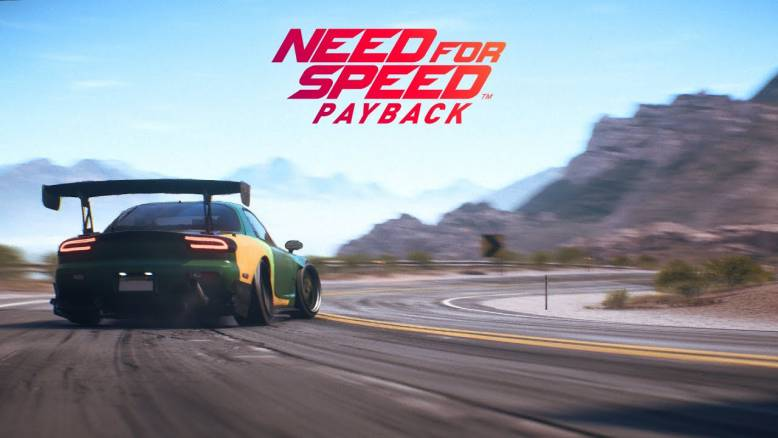 Need For Speed Payback Update 1.09