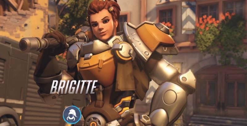 Overwatch 2.36 Brigitte