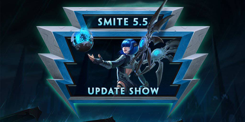 Smite 5.5 Patch Notes