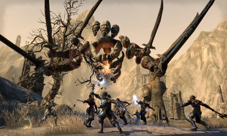 ESO Update 1.34 for PS4