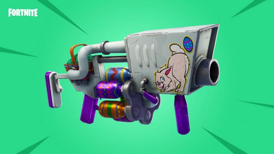 Fortnite v3.4 adds New Eater Egg Launcher UpdateCrazy
