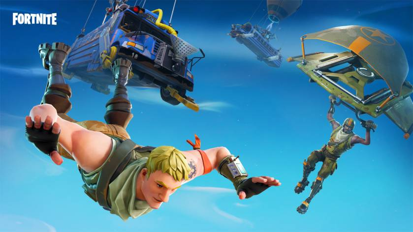 Fortnite Update 2.64 Patch Details for PS4 & Xbox One