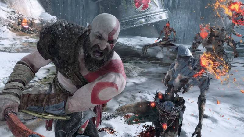 God of War Update 1.34 Patch Notes [God Of War 1.34]