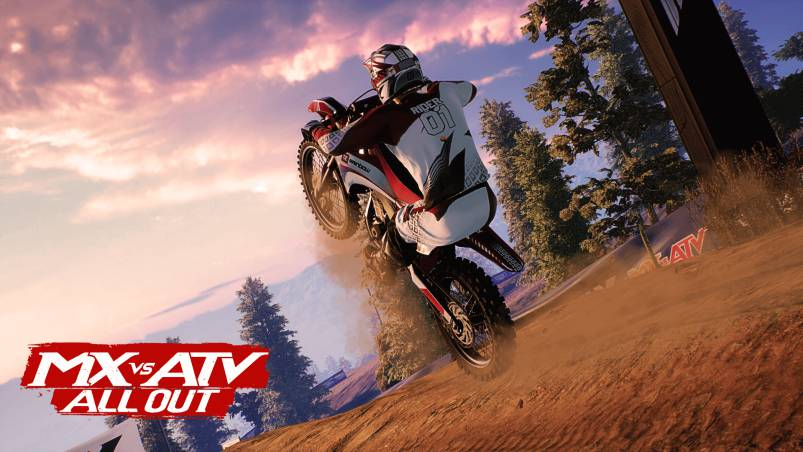 MX vs. ATV All Out update 1.04