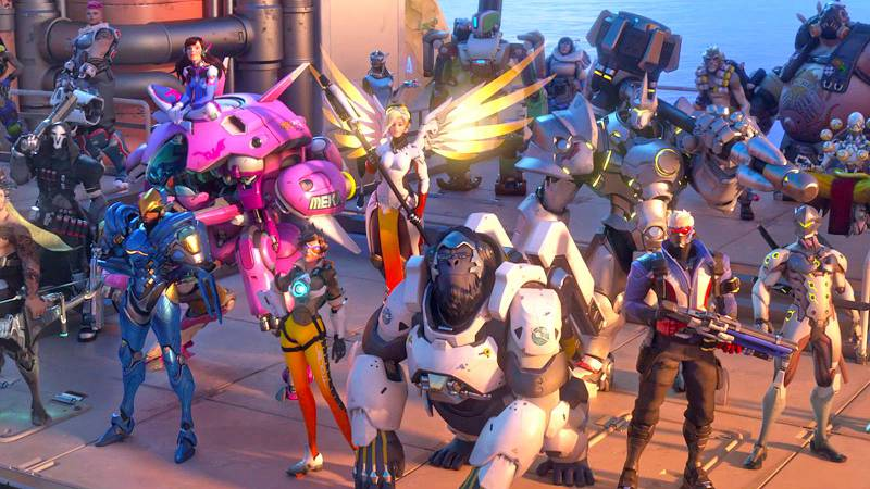 Overwatch Update 2.85 Patch Notes (PS4 & Xbox One)