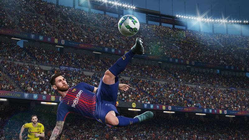 PES 2018 Update 1 09 Released, Read What's New and Fixed