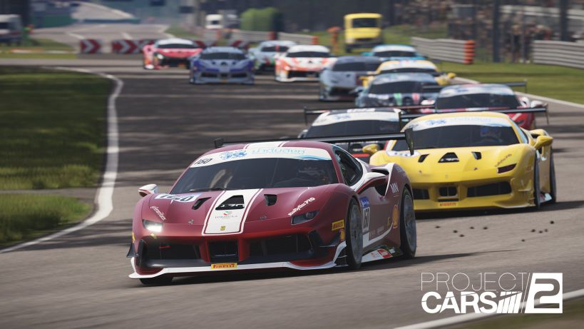 Project Cars 2 version 5.00 for PlayStation 4 and Xbox One