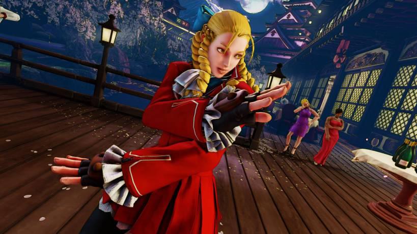 Street Fighter V version 2.03