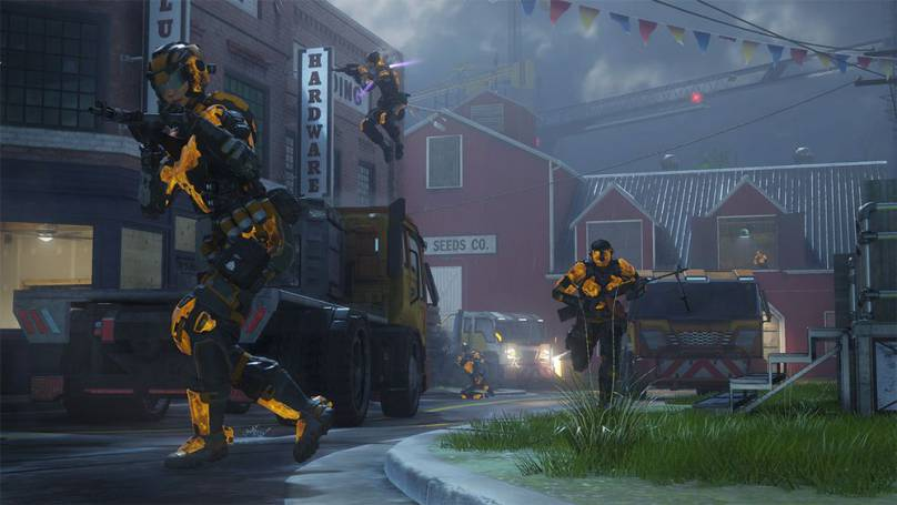 COD Black Ops 3 Update 1.30 Patch Notes