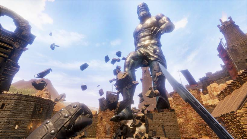Conan Exiles 1 28 Update for PS4 & Xbox One Brings New Weapon