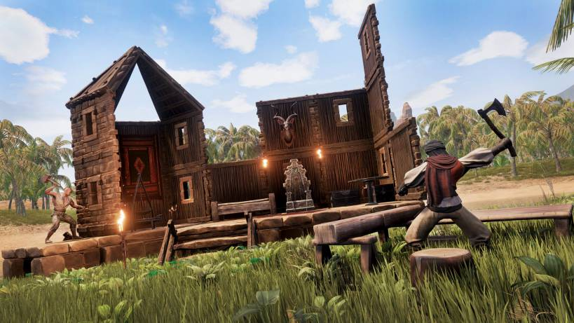 Conan Exiles Update 1 05 Patch Notes for PS4 and Xbox One