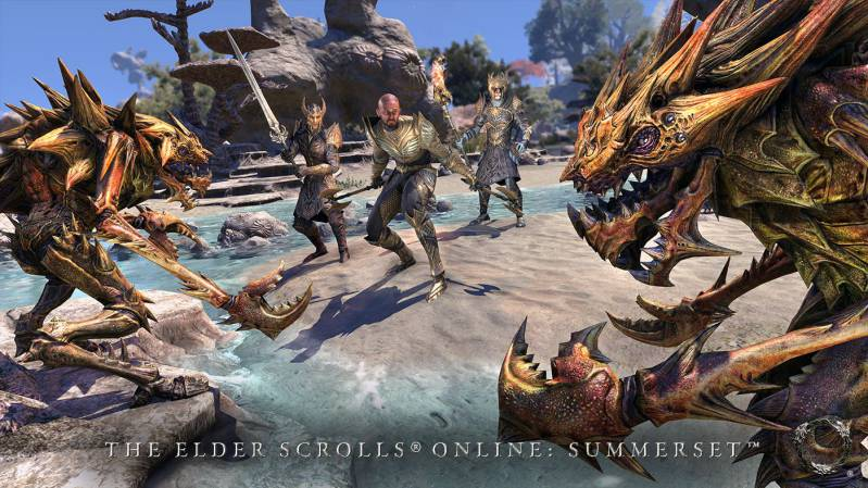 ESO 3.01 Patch Notes for PS4 & Xbox One