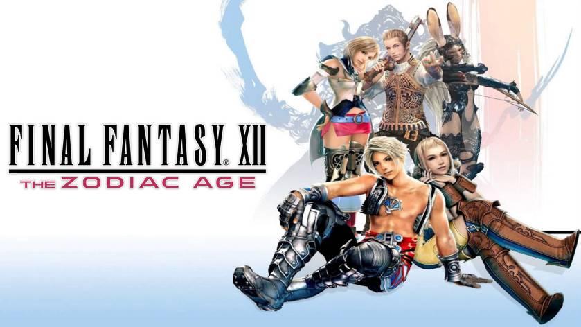 Final Fantasy 12 The Zodiac Age Update 1.08 Changelog