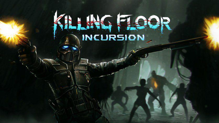 Killing Floor Incursion Update 1.03