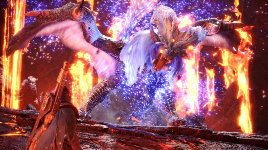 Monster Hunter World 4.00 Patch Notes 1