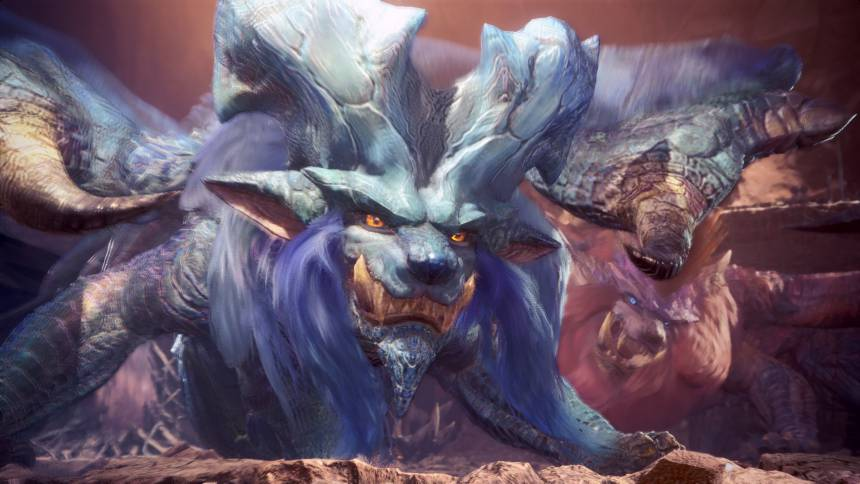 Monster Hunter World update 4.00 Patch Notes 1