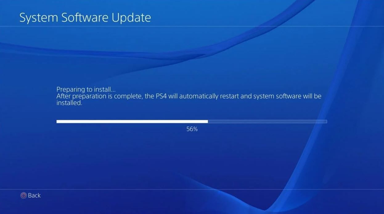 PS4 Update 5.55 is now available for download with New Features