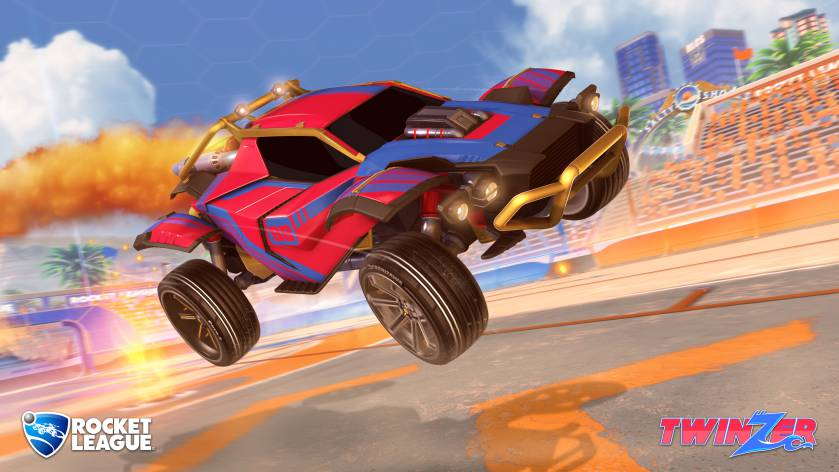 Rocket League Update 1.85 Patch Notes for PS4