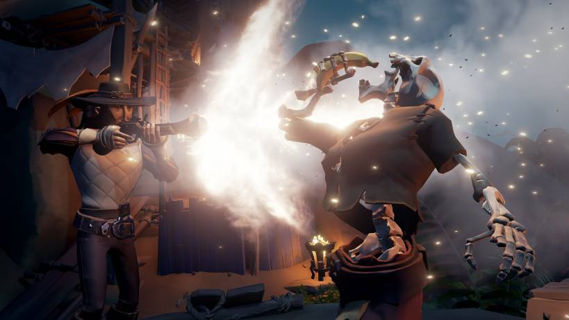 Sea Of Thieves update 1.0.7 May 15