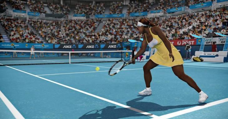 Tennis World Tour Update 1.02