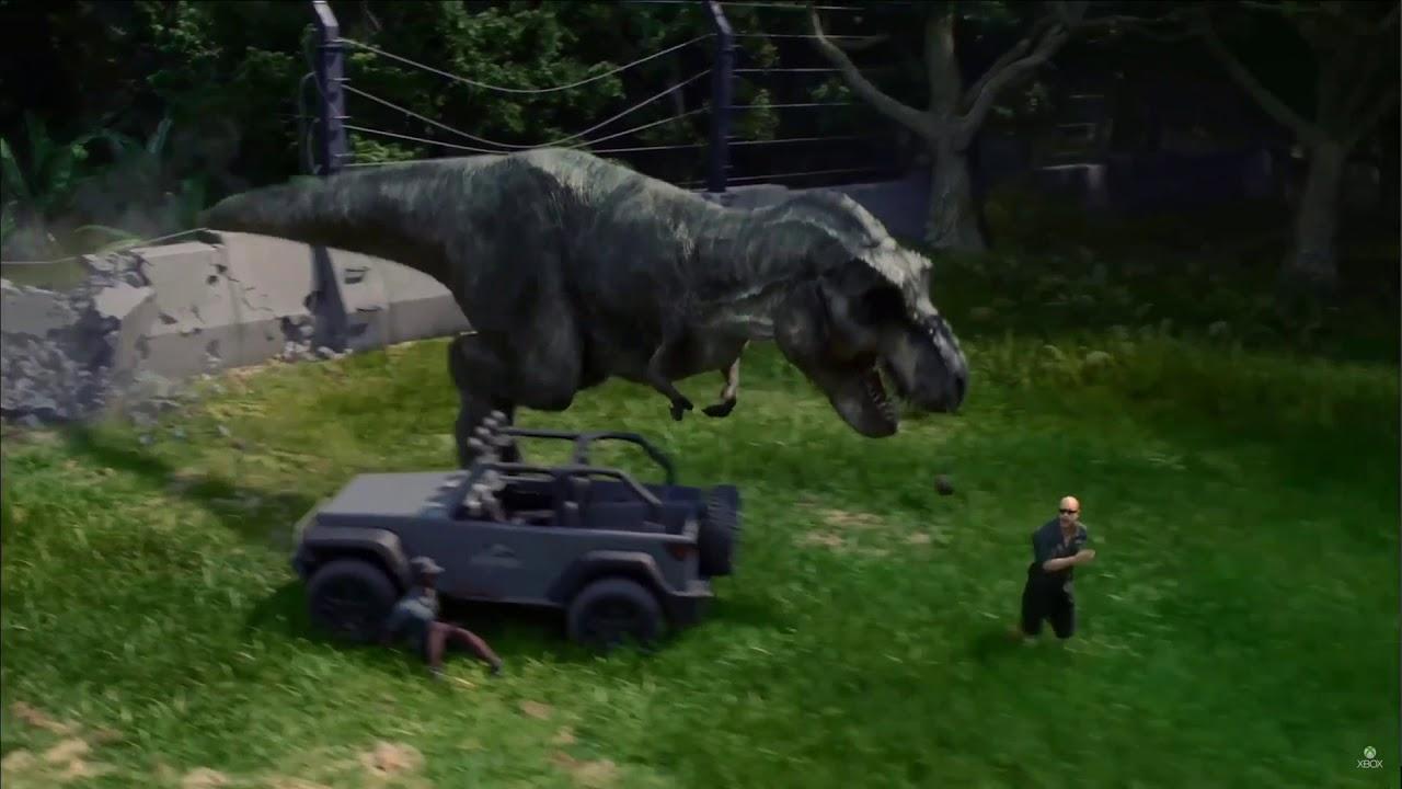 Jurassic World Evolution (JWE) Update Version 1.31 Patch Notes