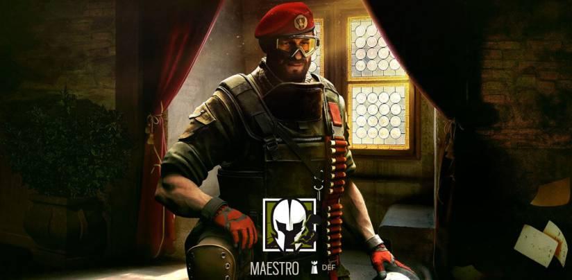 Rainbow Six Siege 1.49 - Maestro