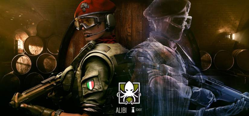 Rainbow Six Siege version 1.49 - Alibi
