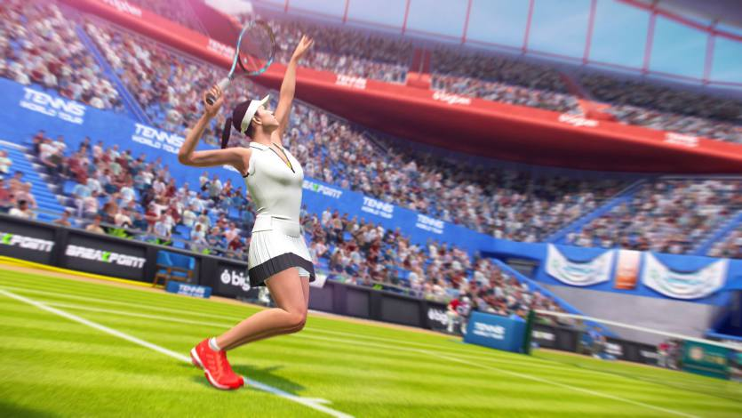 Tennis World Tour 2 Update 1.05 Patch Notes