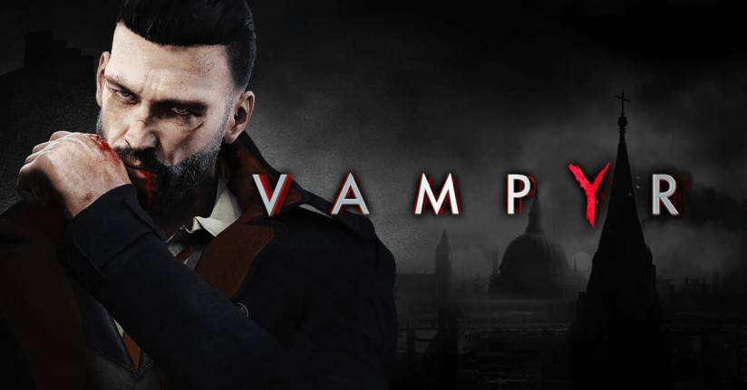 Vampyr Update 1.04 for PS4 and Xbox One