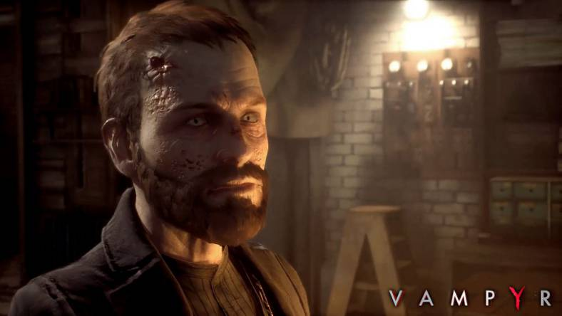 Vampyr Update 1.05 Released, Read What's New and Fixed