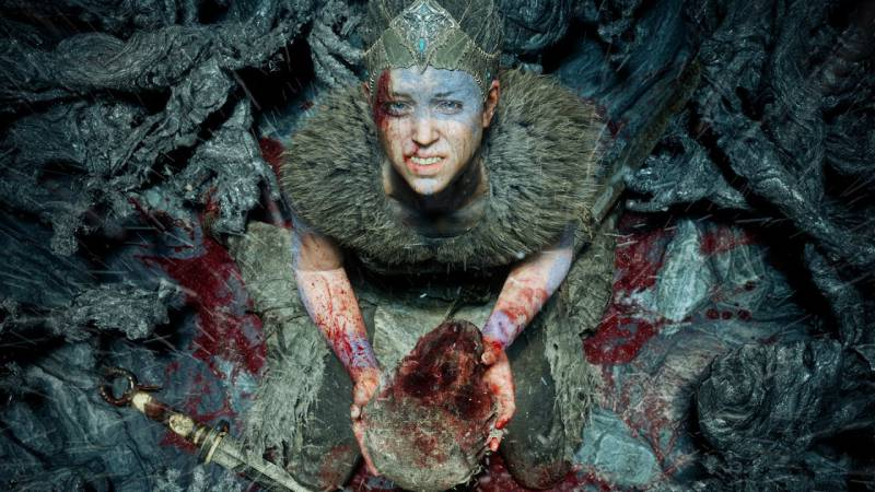 Hellblade Update 1.03 patch notes for PS4