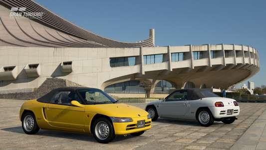 GT Sport update 1.23