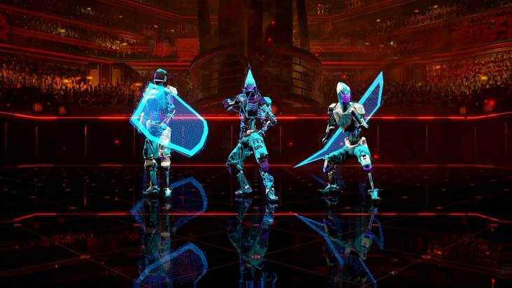 Laser League Update v1.2