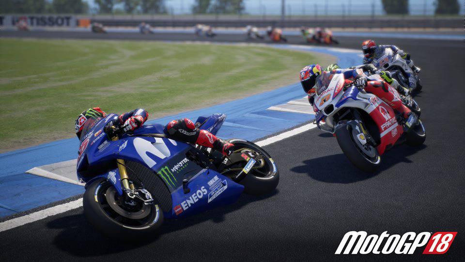 MotoGP 18 Update