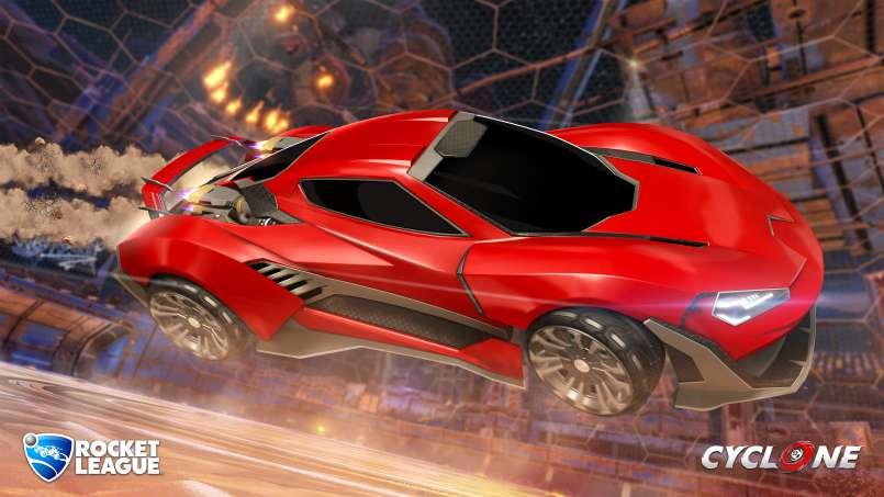 Rocket League version 1.49