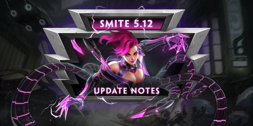 Smite Update 10.78 for PS4 and Xbox One Released, Read What's New