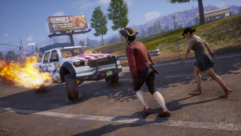 State of Decay 2 Update 2.1