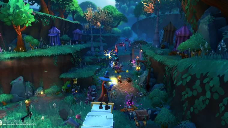 Dungeon Defenders II 1.83 patch notes