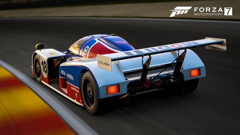 Forza Motorsport 7 August Update