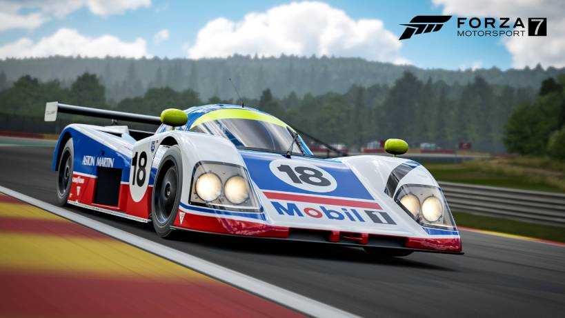 Forza Motorsport 7 August Update Patch Notes for Xbox One