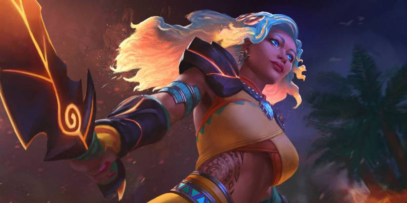 Smite 10.90 Patch Notes for PS4