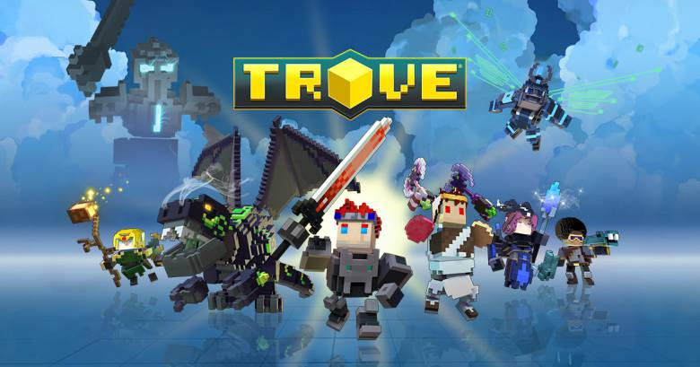 Trove update 1.32 patch notes