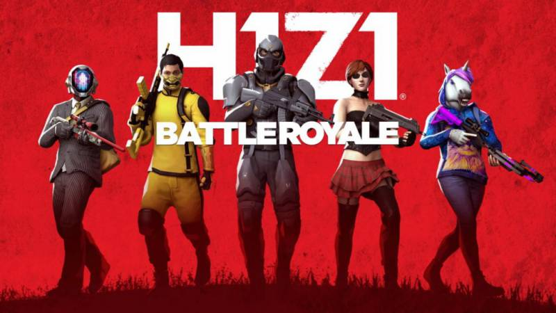 H1Z1 PS4 Update 1.87 Patch Notes