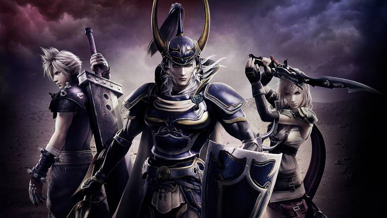 Dissidia NT PS4 Update 1.40 Patch Notes