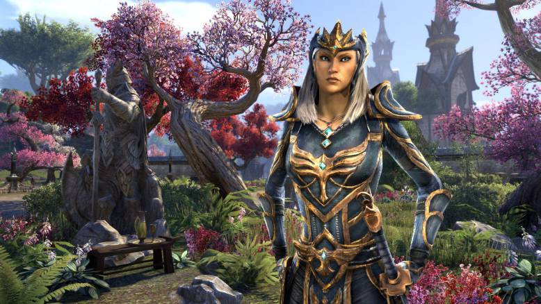 ESO Update 1.41 for PS4 Patch Notes