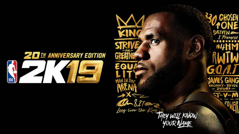 NBA 2K19 Update 6 Patch Notes for PS4 and XBox One