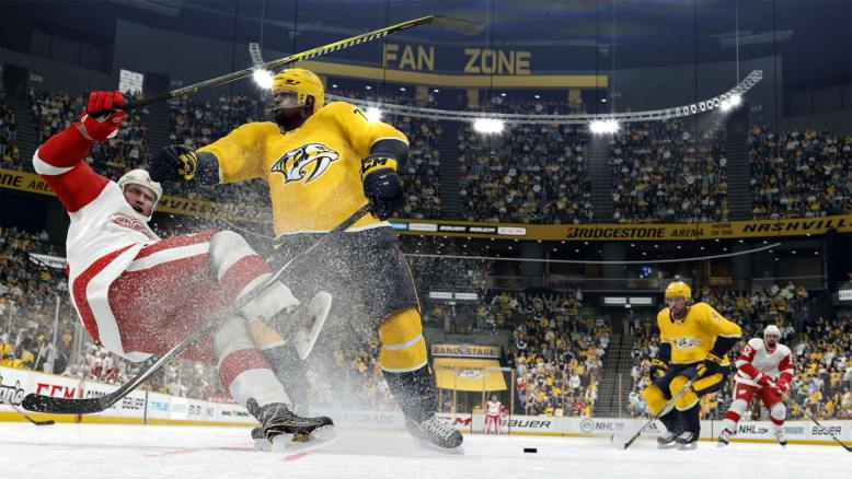 NHL 19 Update Patch Notes for PS4 and Xbox One